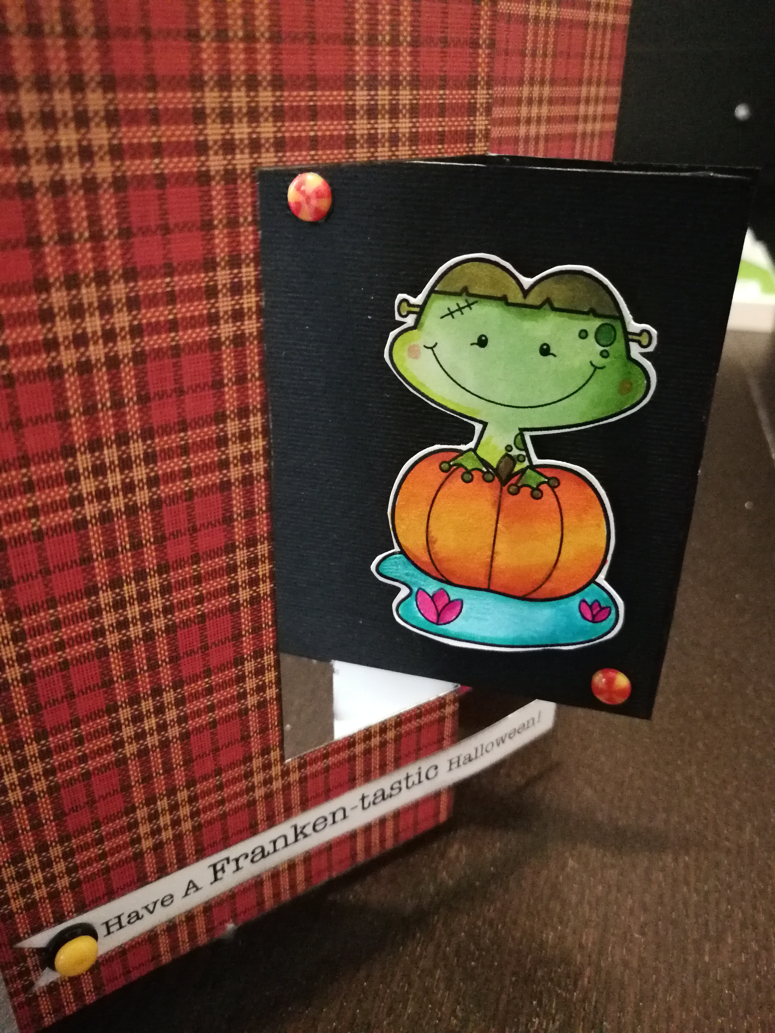 Swing Card … per Halloween