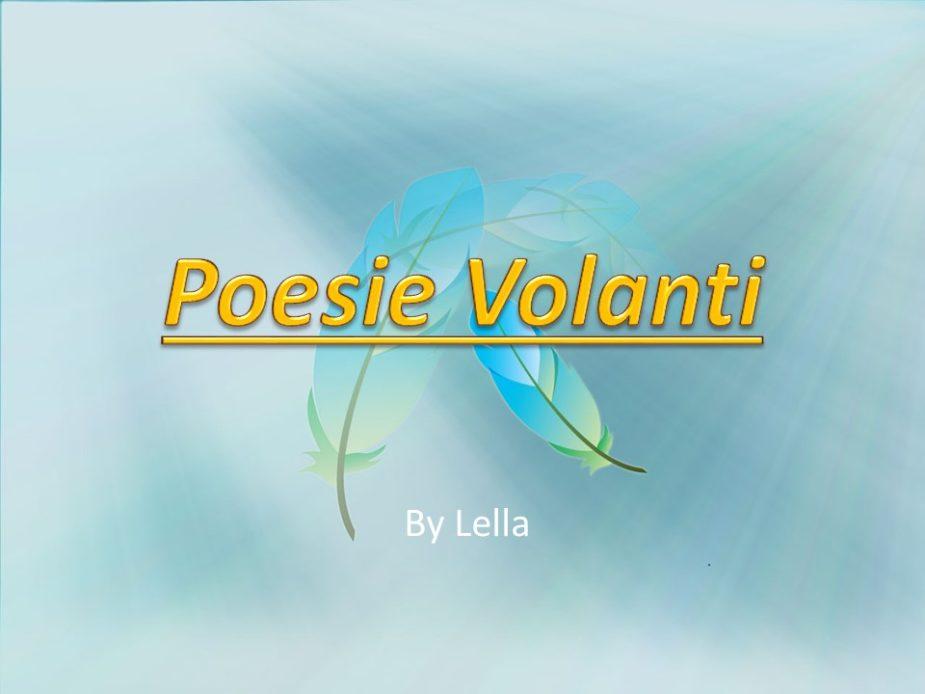Le poesie di Lella