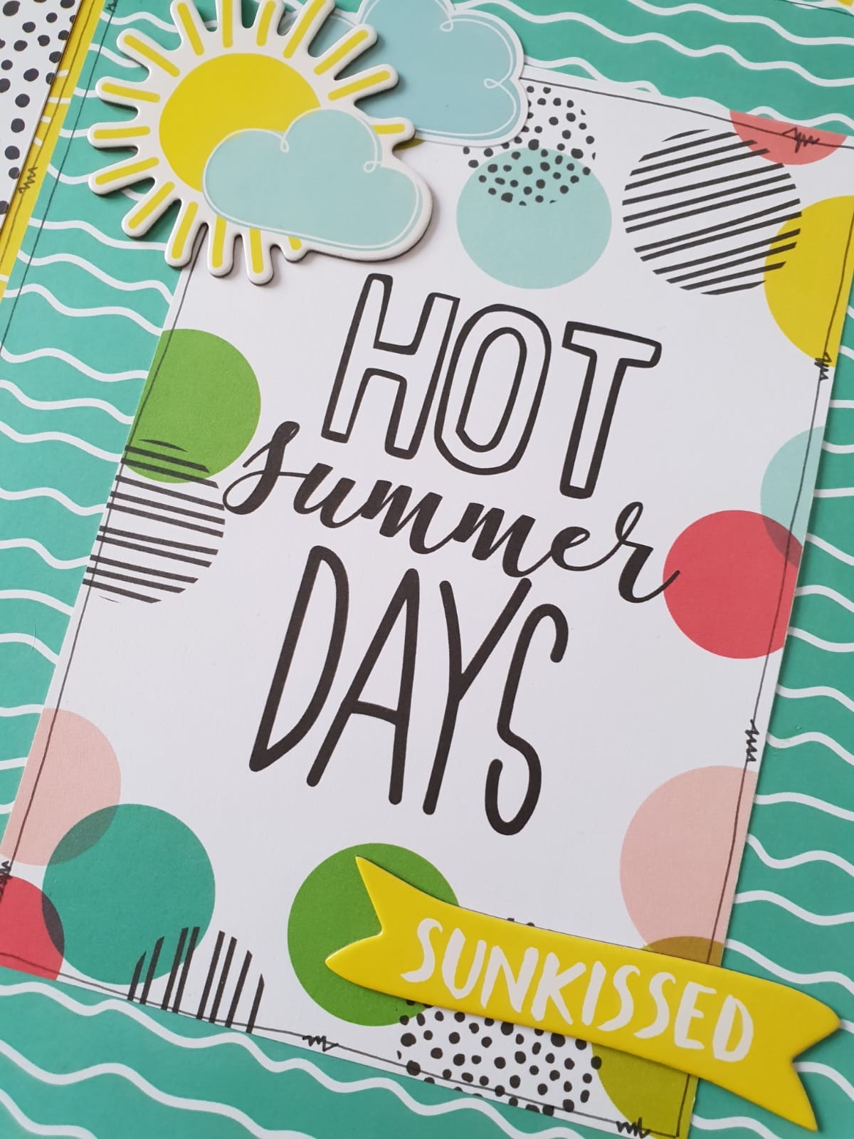 Album Hello Summer!