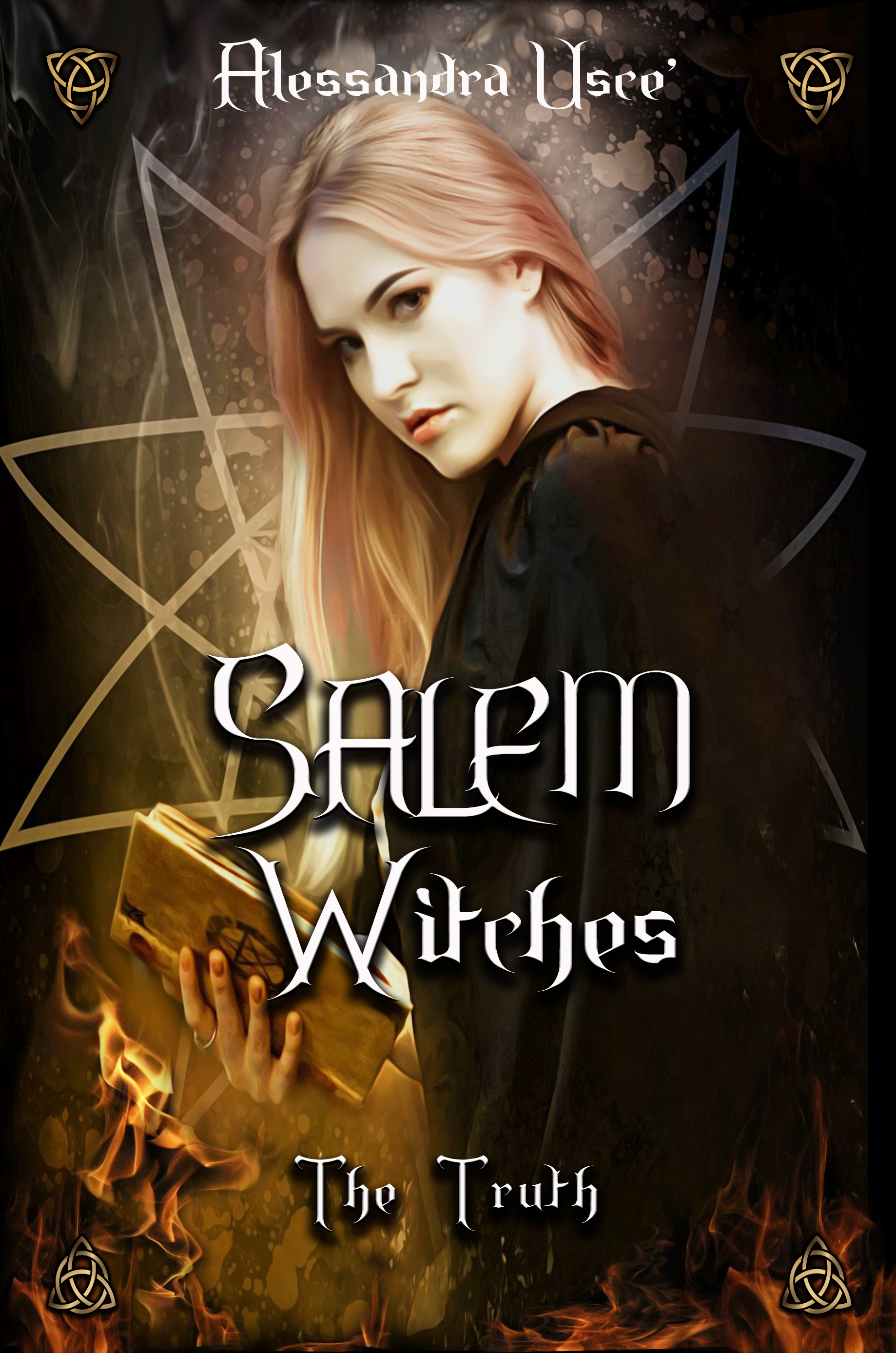 """""""Salem Witches-The Truth"""" di Alessandra Usce'"""