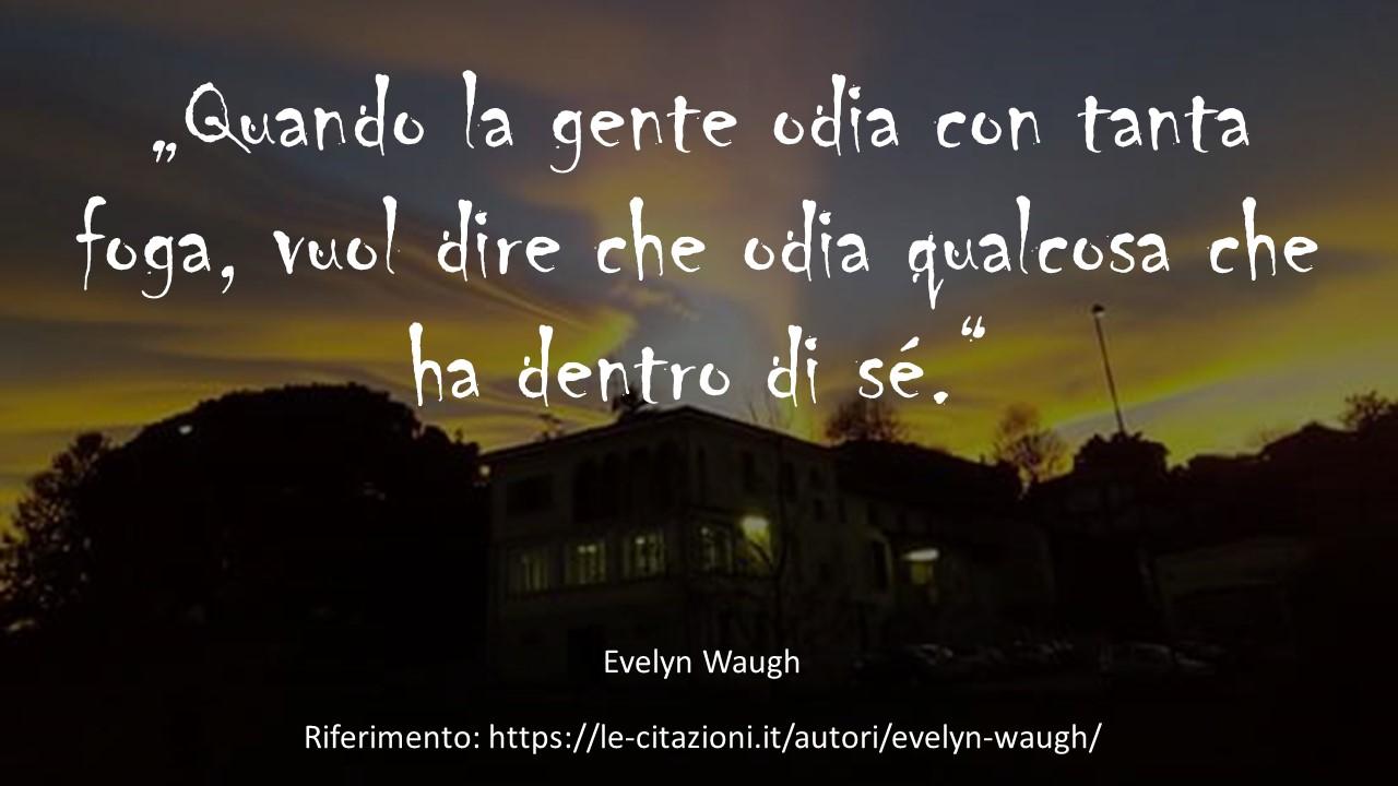 Evelyn Waugh