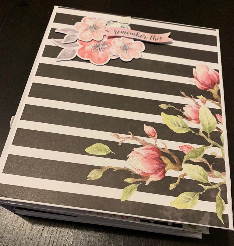 Album floreale