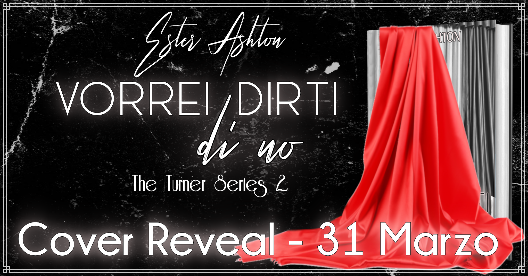 Vorrei Dirti di No Cover Reveal