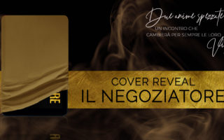 Il negoziatore cover reveal