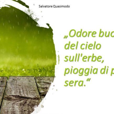 4 giugno Salvatore Quasimodo