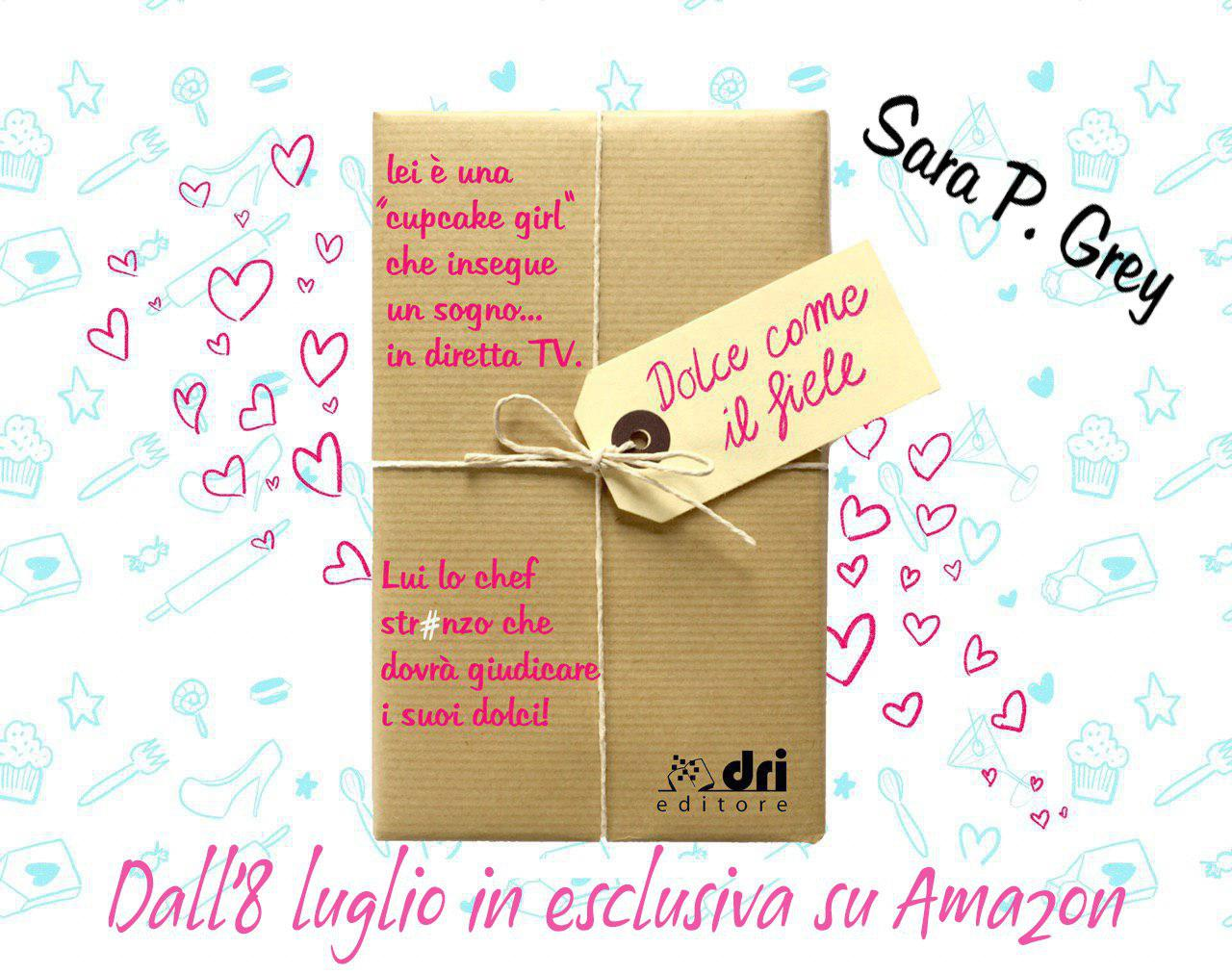 cover reveal Dolce come il fiele