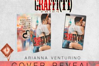 Cover Reveal Graffiti Arianna Venturino