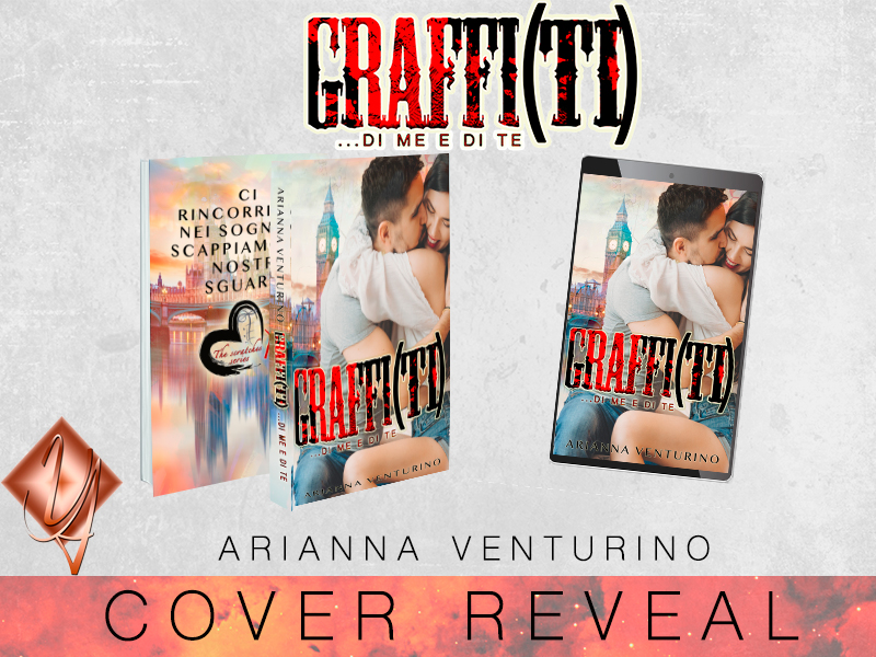Cover Reveal Graffiti Arianna Venturino