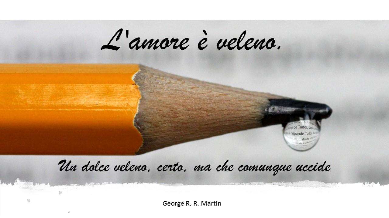 20 Settembre George R. r. Martin