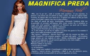 Magnifica Preda Marianna Vidal