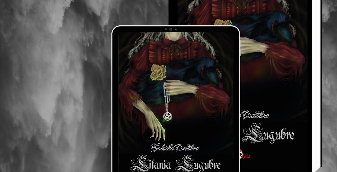 """Cover Reveal """"Litania Lugubre"""""""