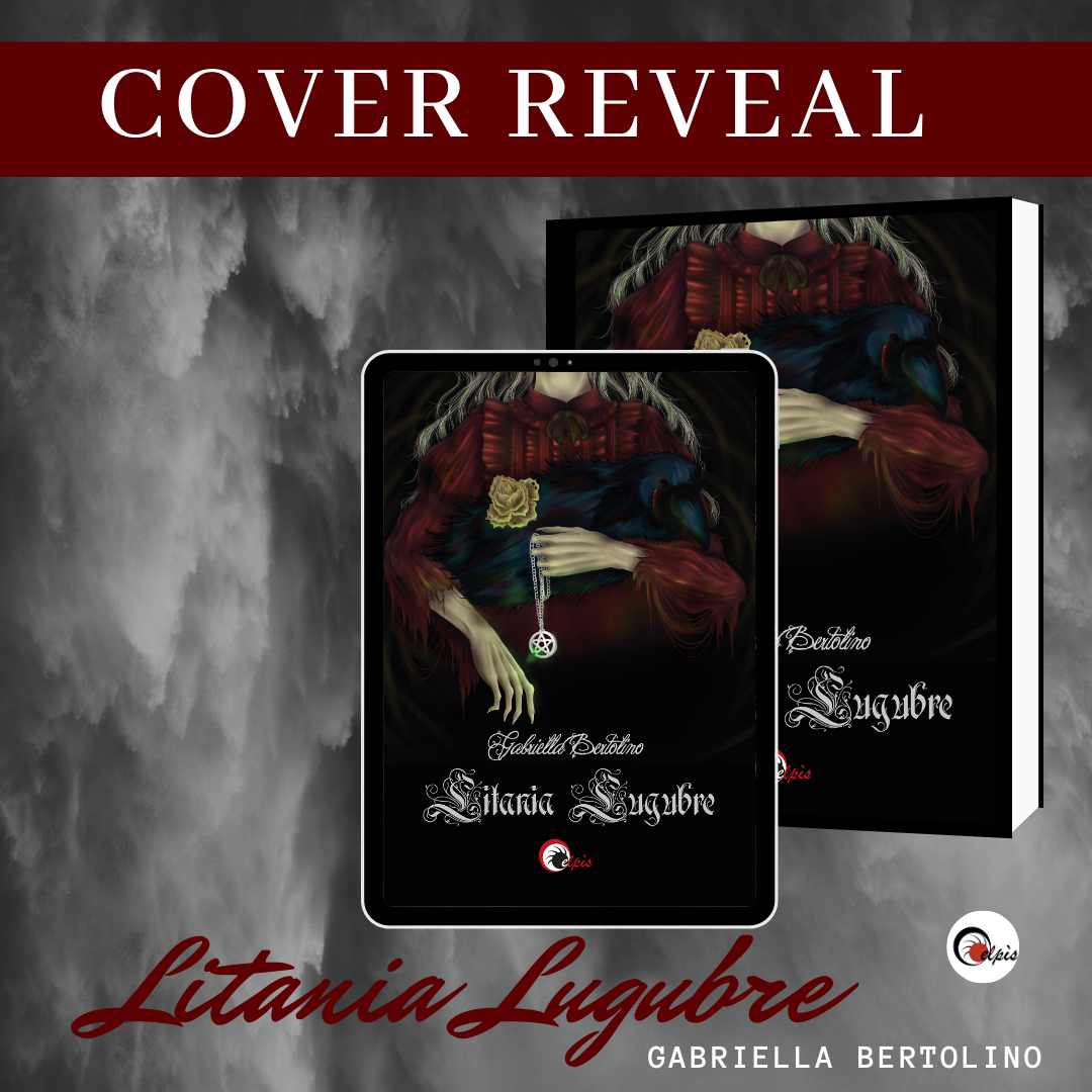 "Cover Reveal ""Litania Lugubre"""