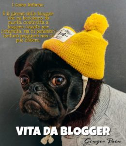 Vita da Blogger