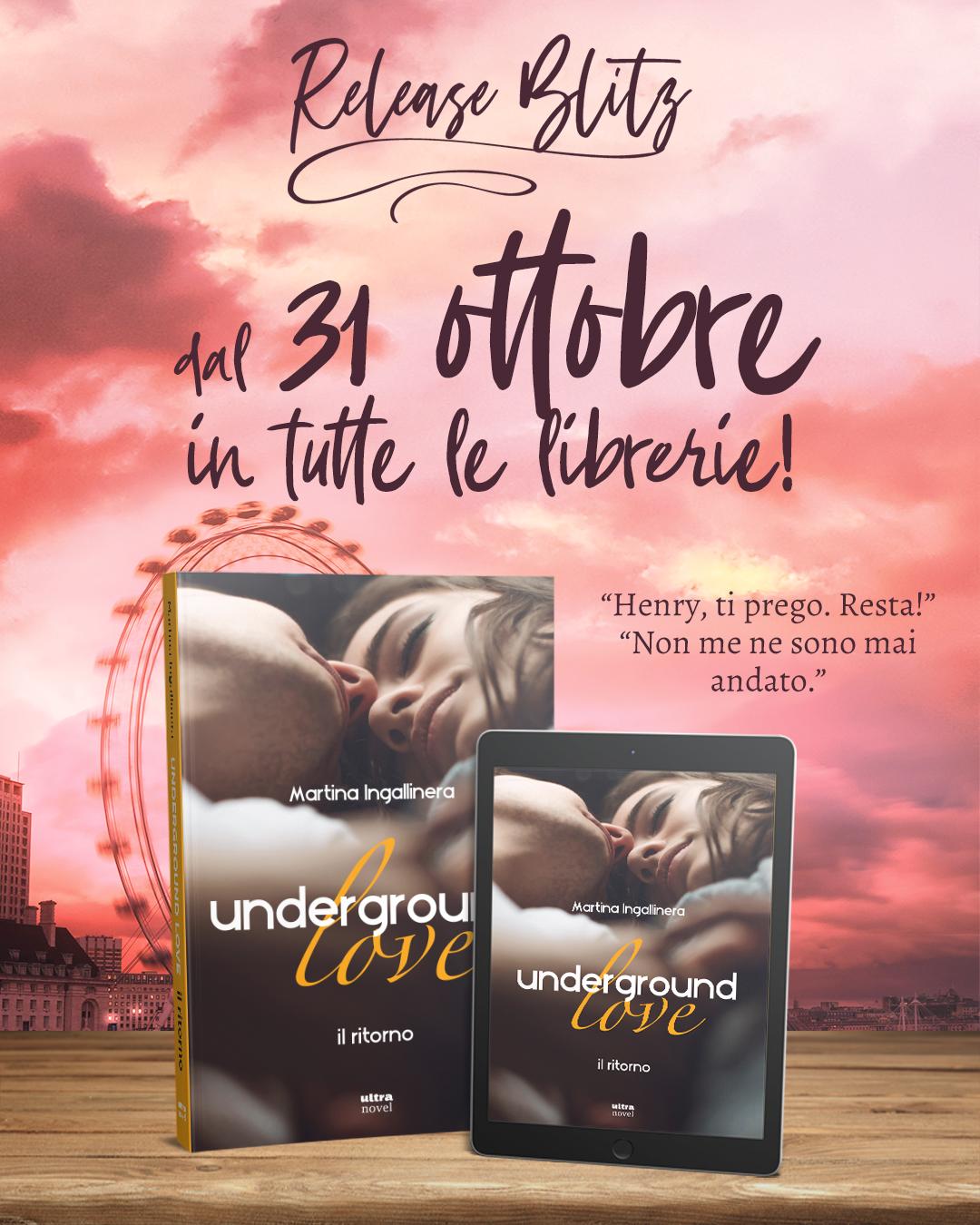 Underground Love,il ritorno