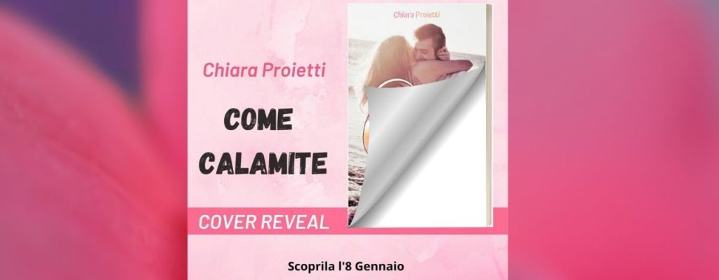Come Calamite Cover Reveal