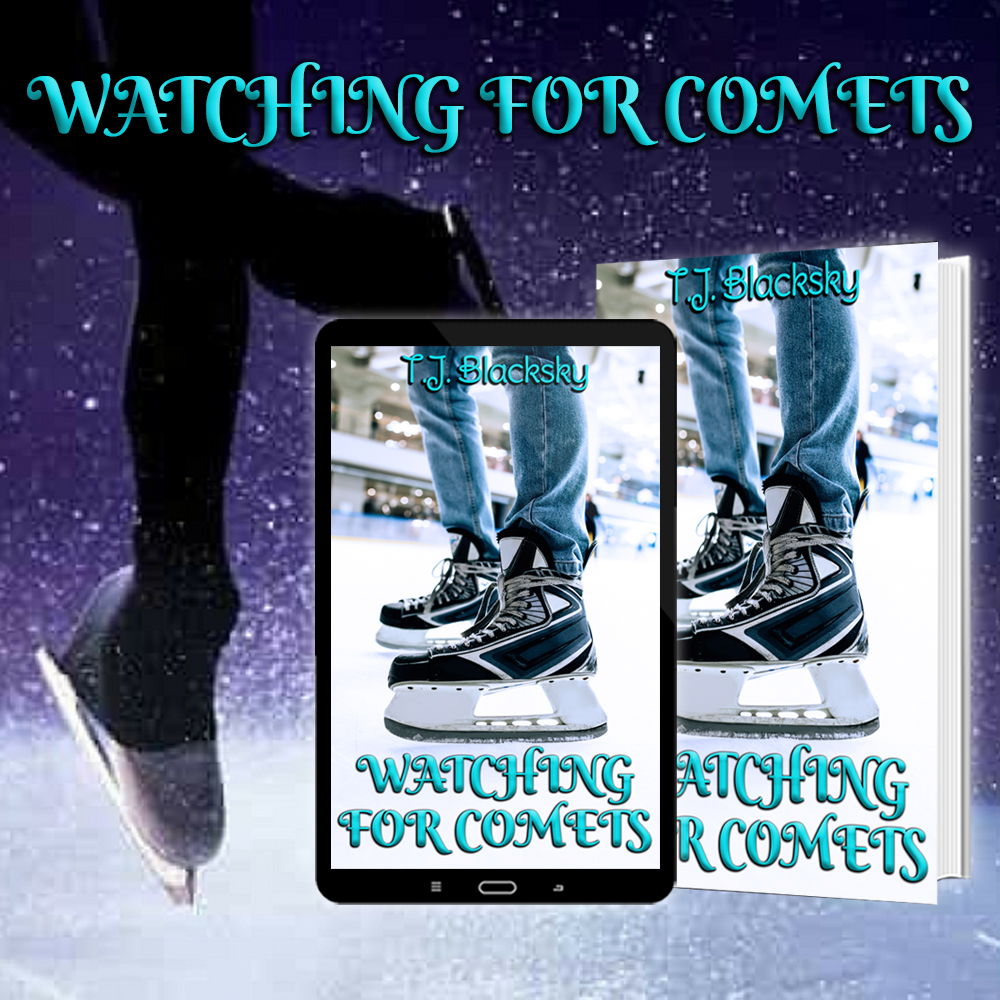 """Card Ebook """"Watching for comet""""s"""