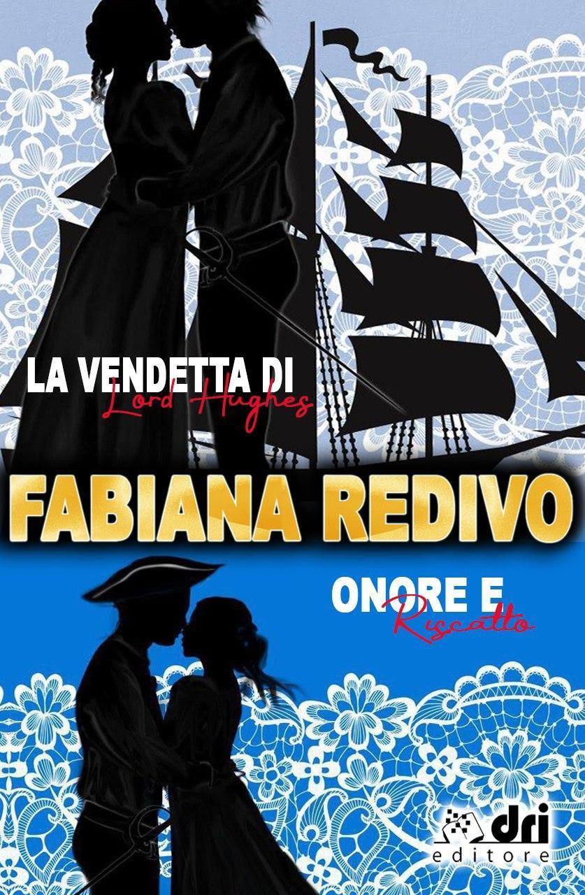 Fabiana Redivo duo di romanzi