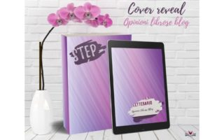 """Cover Reveal """"Step by Step"""""""