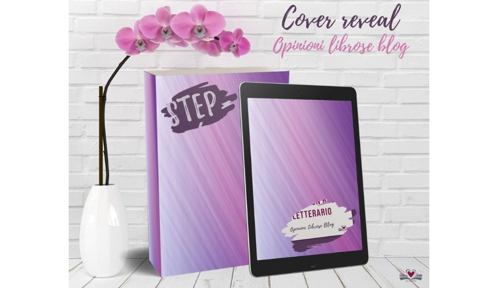 "Cover Reveal ""Step by Step"""