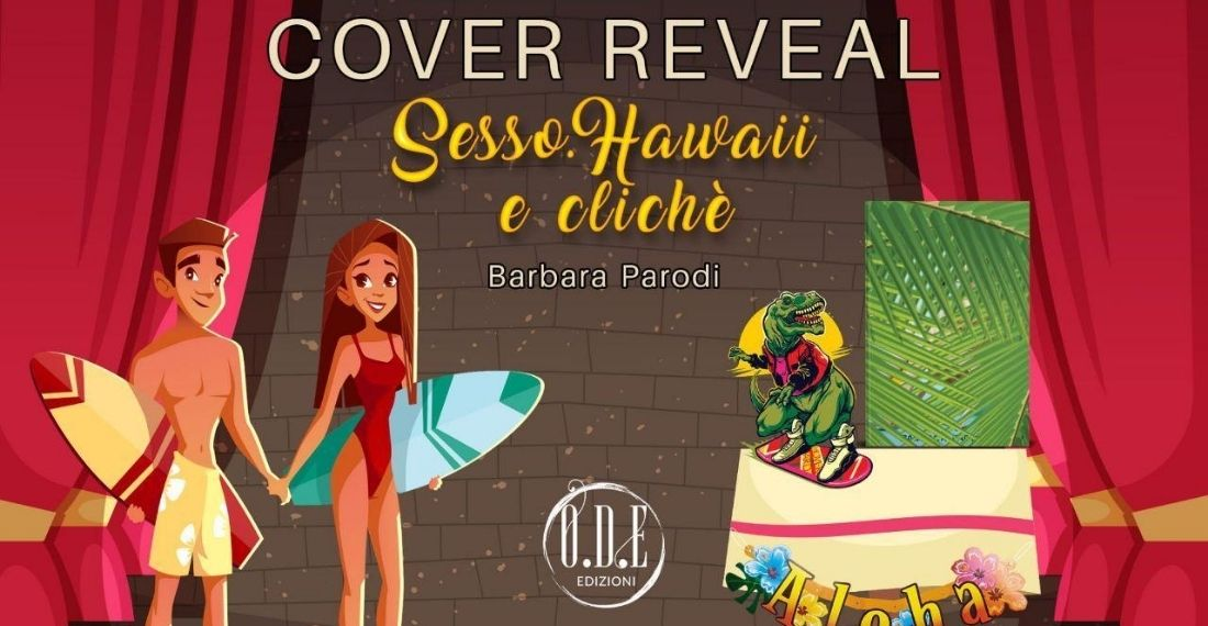 Cover Reveal Sesso Hawaii e cliché