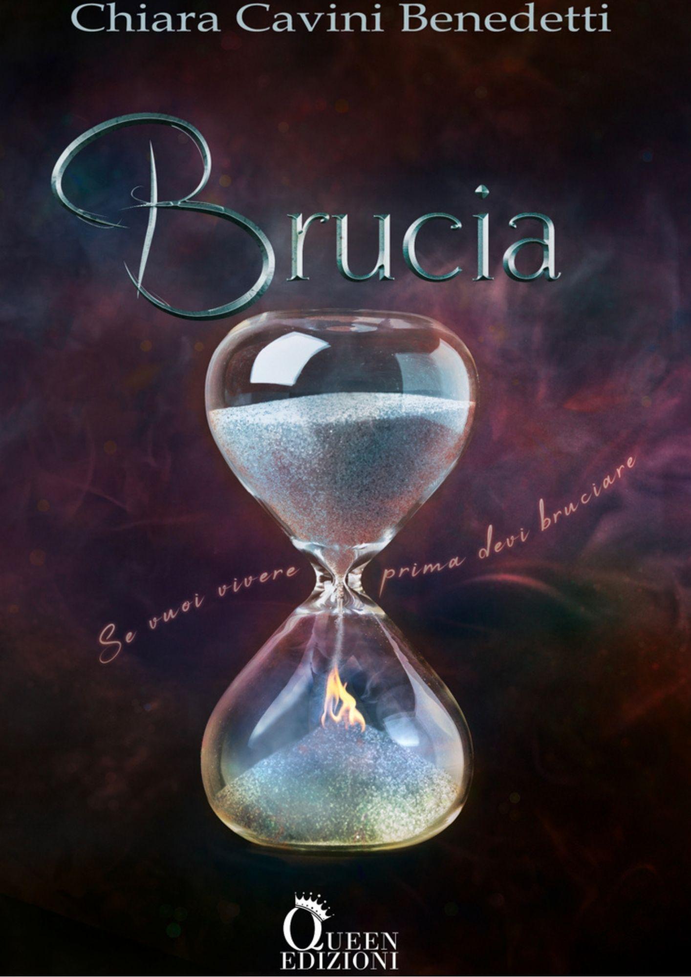 Brucia Cover