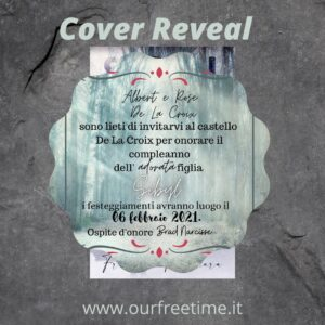 Cover Reveal Sibyl