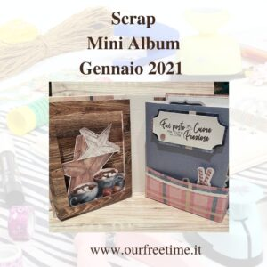 Scrap - MiniAlbum Gennaio 2021