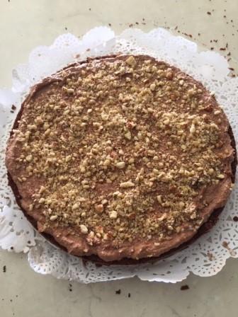 torta cioccolato e panna 9