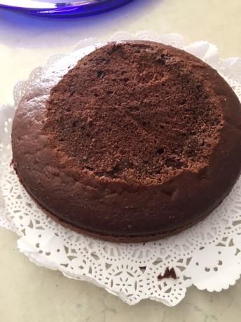 torta cioccolato e panna 4