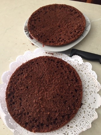 torta cioccolato e panna 5