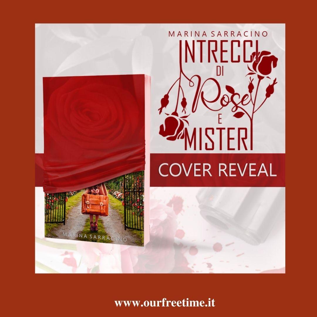 Cover Reveal intrecci di rose e misteri