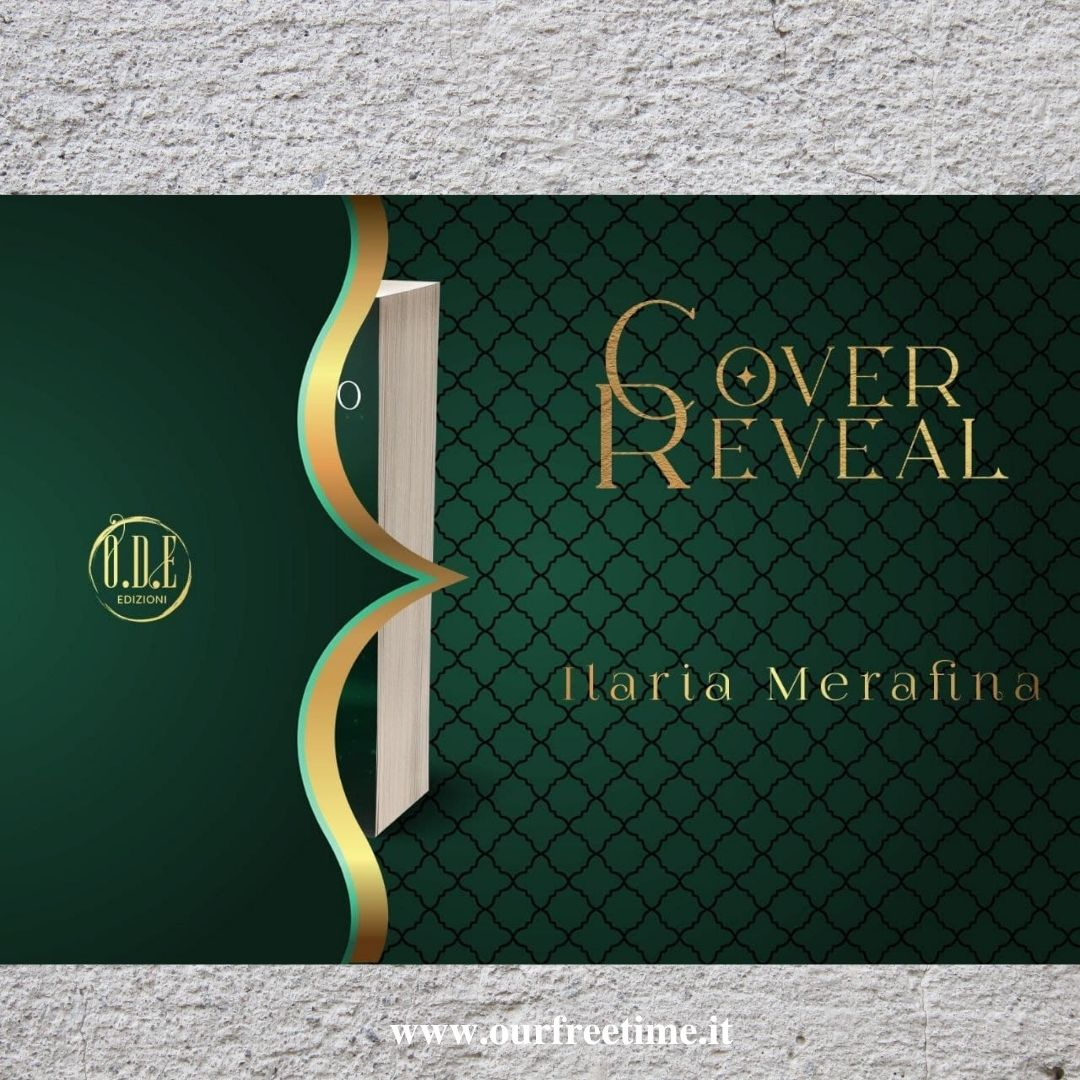 Cover Reveal Ilaria Marafina